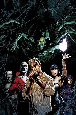 """From DC Comic's """"Justice League Dark"""""""